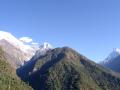 Annapurna panaroma