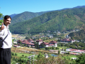 Thimpu valley bhutan