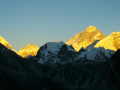 everest panaroma view