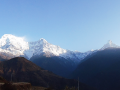 Annapurna Base camp Panaroma