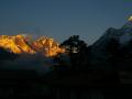 Everst mountain range