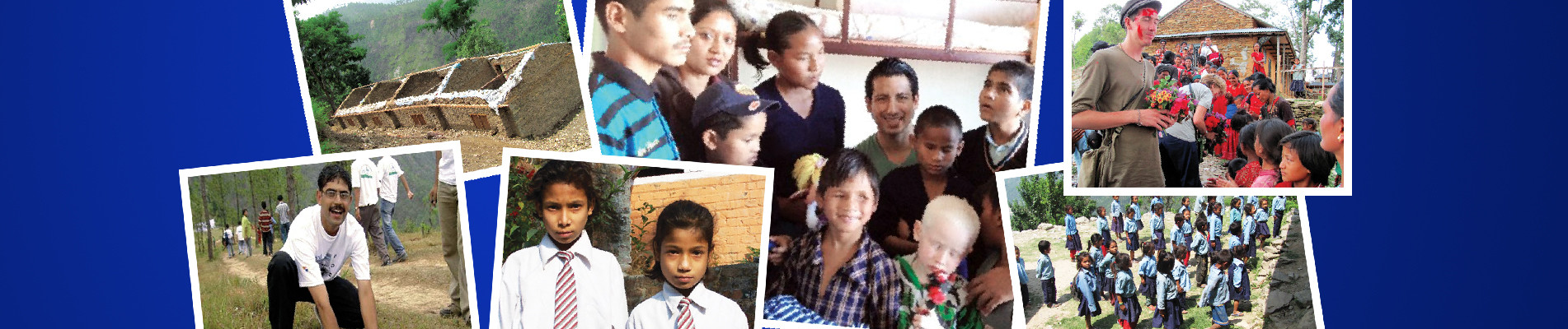 Earthbound Holidays Nepal in Philanthropy