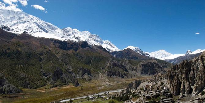 Annapurna Circuit Trek – Nepal