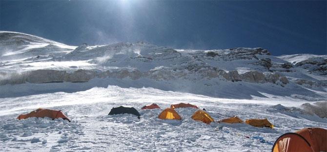 Mt. Cho-Oyu Expedition