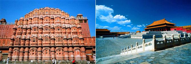 Delhi to Beijing overland tour