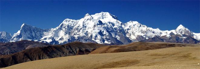 Everest Cho Oyu Sishapangma Base Camp Trek 16 Days