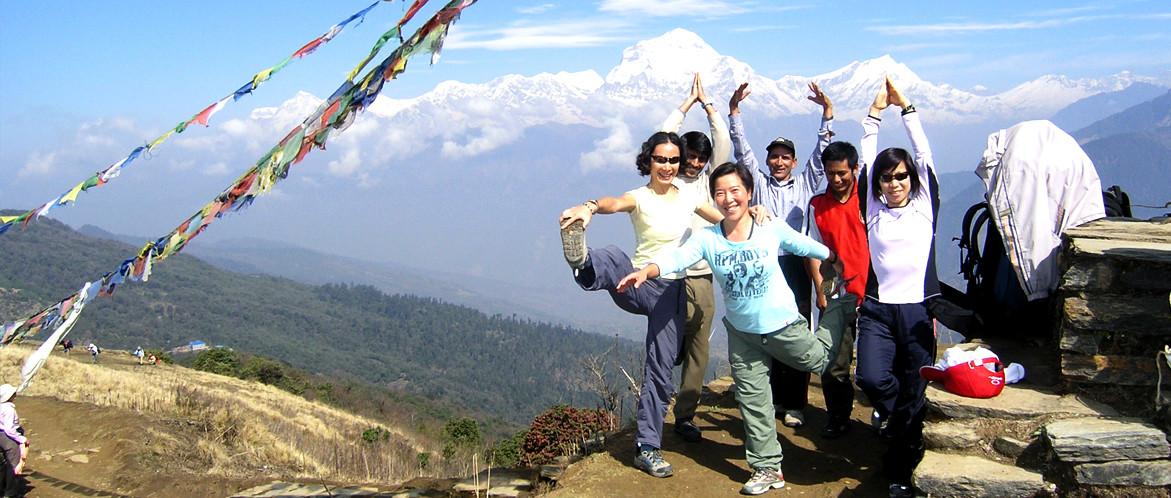 Nepal Multi Adventure – A Luxury Adventure Trip