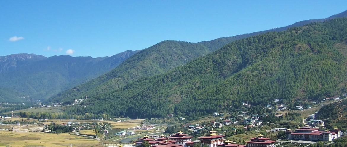 Bhutan West to East Tour