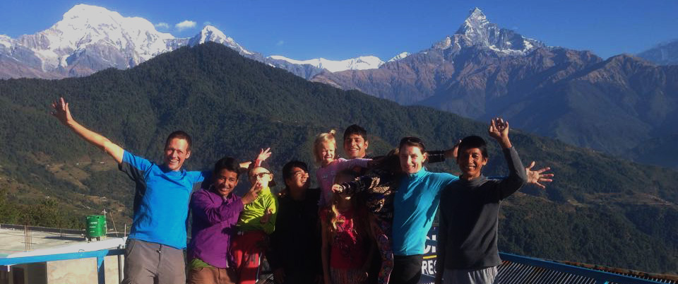 Family Adventure Trekking – Luxury Way