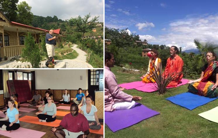 Nepal Yoga Retreat